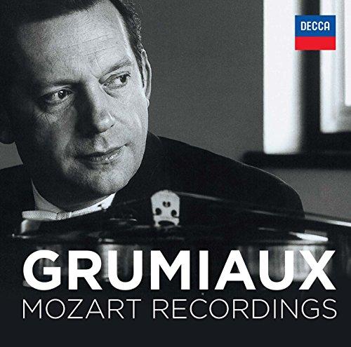 Arthur Grumiaux: Mozart Recordings (Audio CD)