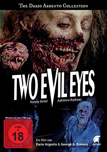 Two Evil Eyes - Dario Argento Collection # 3