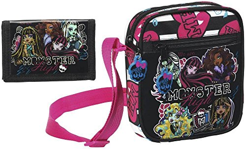 lll➤ Handtasche Monster High Test Analyse ( Sep / 2018 ) » ⭐ NEU