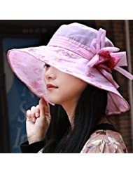 POLKI La Sra. Hat transpirable sombreros Playa Cap