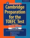 Cambridge Preparation for the TOEFL Test: Fourth Edition. 8 Audio-CDs
