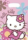 Pack 6 Bolsas Fiesta Hello Kitty
