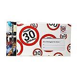 Preis am Stiel 2 x Riesen-Umschlag 30