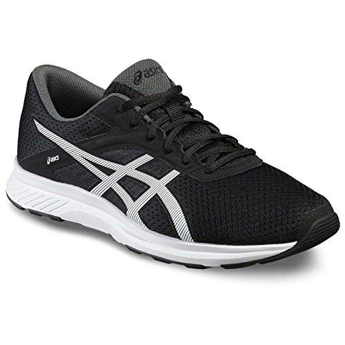 asics-fuzor-mens-running-shoes-aw16-shoe-size-105-uk-color-black-white