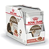 Royal Canin Frischebeutel Multipack Health Nutrition Ageing +12, 12er Pack (12 x 85 g)