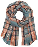 PIECES Damen Schal Pcpylle Long Scarf Noos, Mehrfarbig (Balsam Green), One size