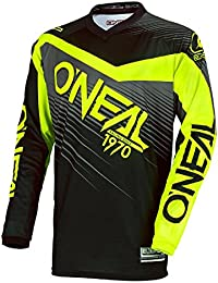 ONeal Element - Maillot Manches Longues - Rouge/Noir 2018 Tee Shirt Manches Longues Homme