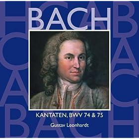 """Cantata No.75 Die Elenden sollen essen BWV75 : V Aria - """"Ich nehme mein Leiden mit Freuden auf mich"""" [Boy Soprano]"""