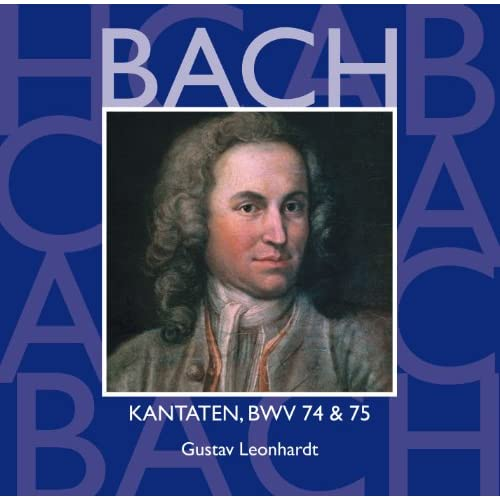 """Cantata No.74 Wer mich liebet, der wird mein Wort halten BWV74 : III Recitative - """"Die Wohnung ist bereit"""" [Counter-Tenor]"""