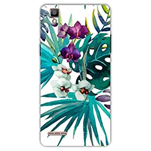 HAPPYGRUMPY PRINTED DESIGNER HARD BACK COVER FOR OPPO F 1