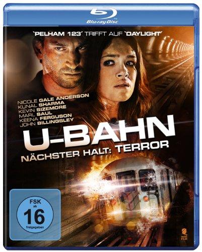 U-Bahn - Nächster Halt: Terror! (Red Line) [Blu-ray]