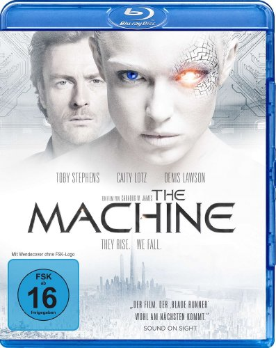 The Machine - They Rise. We Fall. [Blu-ray]