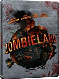 Zombieland -Uk Zombieland - Uk Limited Edition Steelbook Includes UltraViolet Copy Blu-ray Region free (twilight productions)