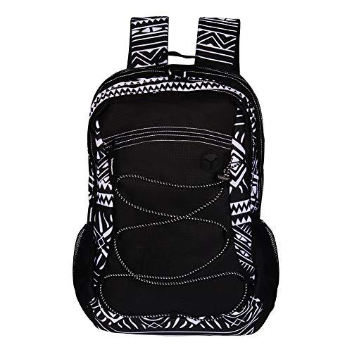 Rucksack, Unisex-Laptop-Rucksack Outdoor-Sportreisetasche (Farbe : Print, Größe : 45CM*34CM*13CM) -