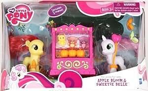 My Little Pony – 31303 – Apple Bloom et Sweetie Belle à la Fête Foraine (Import Royaume Uni)