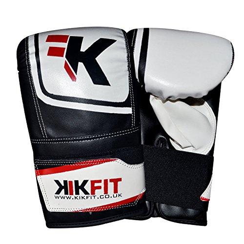 KIK FIT Boxing Sparring Boxsack-Handschuh, Sporttraining, Gel Mitts MMA UFC Verpacken-Handschuhe