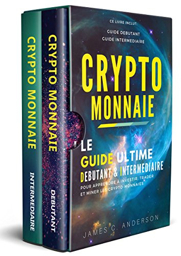 James C. Anderson - Crypto-monnaie (2018) sur Bookys