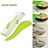 PETRICE Ergonomic Design Cake Pastry Server Cutter And Slicer 1 Piece (Colour May vary)