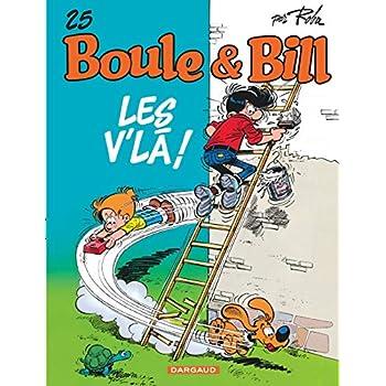 Boule & Bill, Tome 25 : Les V'là !