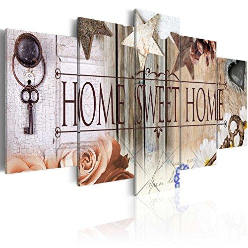 murando - Cuadro en Lienzo 200x100 cm - Home - Impresion en calidad fotografica - Cuadro en lienzo tejido-no tejido - flores 020115-71