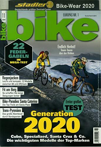 "Bike 11/2019 ""Generation 2020"""