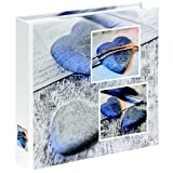 "Hama 10 x 15 cm ""Catania"" Memo Photo Album for 200 Photos - Grey"