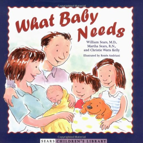 what-baby-needs-sears-childrens-library