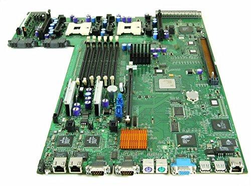 Dell 0H3099 0D4921 Server Mainboard/System Board PowerEdge 2950 Dual Socket 604 (Generalüberholt) -
