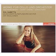 KulturSPIEGEL - Die besten guten Klassik-CDs: Werke für Cello und Orchester