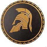 Juguetes Fábrica VAH 995 - signo de madera robusta Sparta redondas, 41 cm