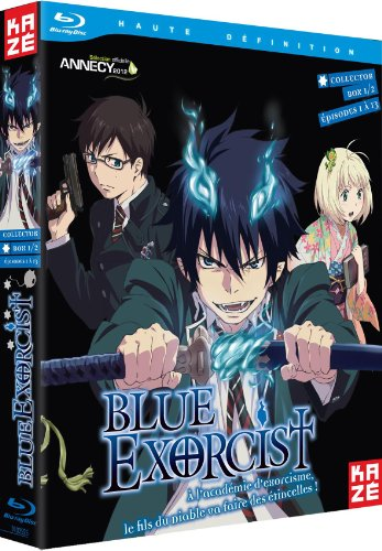 Blue Exorcist - Coffret 1/2 [Blu-ray] [Édition Collector]