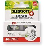 Alpine SleepSoft + Earplugs (for Sleeping) by Alpine SleepSoft + Earplugs