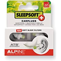 Alpine Hearing Protection HSL013 Gehörschutz Sleep Soft plus preisvergleich bei billige-tabletten.eu