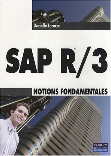SAP R/3 - Notions fondamentales