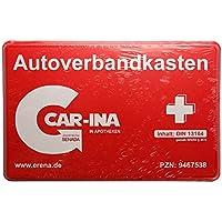 SENADA CAR-INA Autoverbandkasten rot 1 St preisvergleich bei billige-tabletten.eu