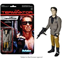 Figura Reaction 9 a 10 cm Terminator T-800 Motero