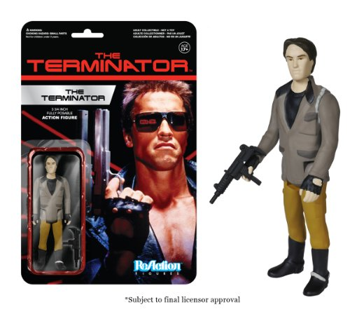Funko – Terminator Reaction figura, 849803038540, 10 cm