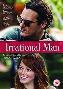 Irrational Man [DVD] [2016]