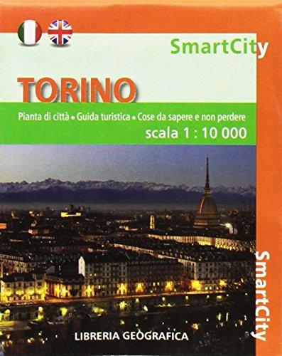 Torino 1:10.000. Ediz. bilingue (SmartCity)