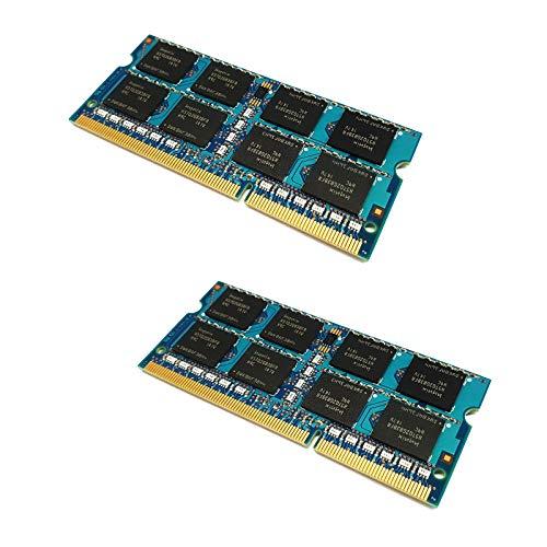 dekoelektropunktde Toshiba Satellite C655-S5229 L830-10F L645D-S4100   8GB KIT Dual Channel (2X 4GB) Ram Speicher Arbeitsspeicher SODIMM PC3 DDR3 Memory Upgrade für