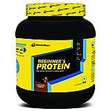 #4: MuscleBlaze Beginner's Whey Protein Supplement- Chocolate Flavour (1 kg)