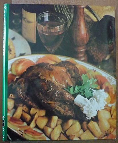 Gastronomie du monde entier - le monde complet de l'art culinaire - le gibier et la volaille