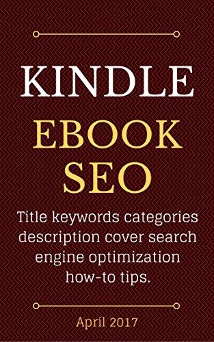 Kindle eBook SEO: Amazon KDP self-publishing title keywords ...