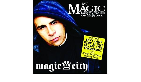 Sexy lady by mc magic
