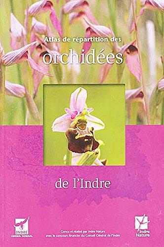 Atlas de répartition des orchidées de l'Indre