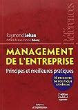 Management de l'entreprise : Principes et meilleures pratiques