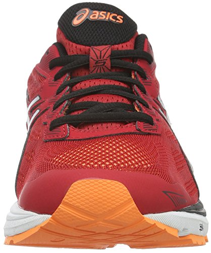 Asics Gt-1000 5, Chaussures de Running Compétition Homme Rouge (Red)