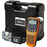 Brother PT-E100VP - Impresora de etiquetas (180 x 180 DPI, 9 mm, Transferencia térmica, 20 mm/seg, LCD, 720 carácteres) (importado)
