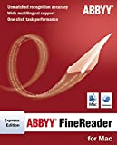 ABBYY FineReader Express Edition for Mac. Englische Version