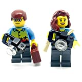 Best Cameras For Photographers - LEGO City Male & Female Couple Holiday Maker Review